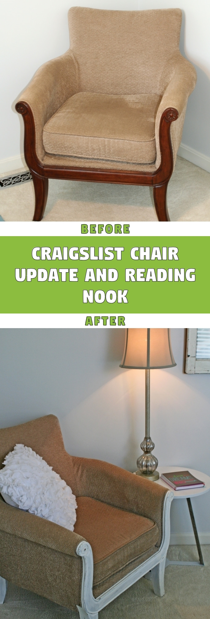 Craigslist Chair Update And Reading Nook Furniture Redos See more of craigslist.com on facebook. craigslist chair update and reading nook furniture redos